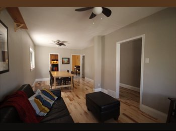 Young Professional Mature Student HOUSE 2 Baths
