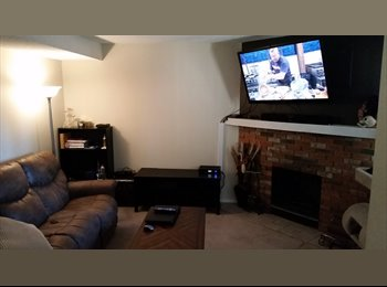 Looking for someone to share my townhouse with me!