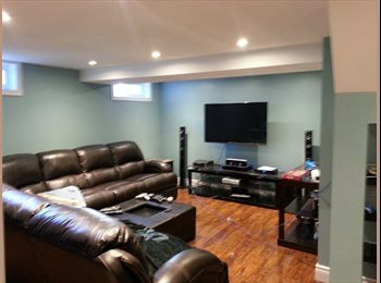 EasyRoommate CA - Seeking Roommate for All Inclusive Home - Western Suburbs, Ottawa - $600 pcm