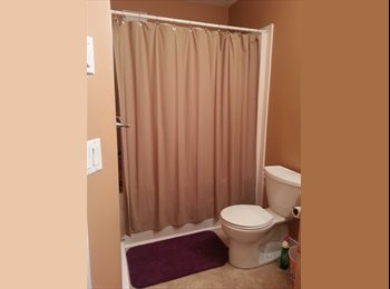 EasyRoommate CA - 1 room available with private bathroom available May 1st 2015 - Kelowna, Thompson Okanagan - $600 pcm