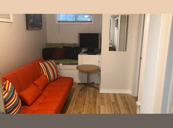 Furnished Room in 2 bedroom Apartment