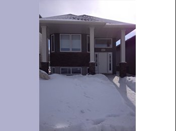 EasyRoommate CA - Roomate Wanted ASAP for beautiful home - Regina Area, Regina Area - $467 pcm
