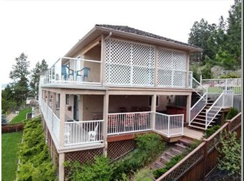 EasyRoommate CA - 4 bedroom suite furnished student rental bc ouc - Kelowna, Thompson Okanagan - $2,800 pcm