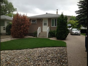 EasyRoommate CA - Sweet little house - Well keeped - Smoke Free - Pe - Regina Area, Regina Area - $1,200 pcm
