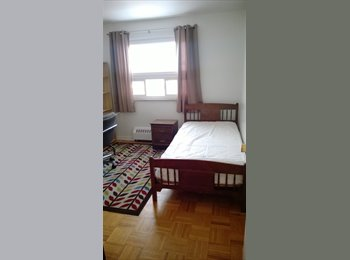 Brock roommate to share great 2 bedroom apartment