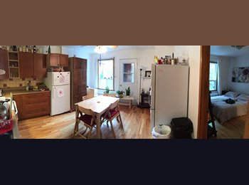 EasyRoommate CA - Chambre à louer 450$ tout inclus! - Mercier - Hochelaga - Maisonneuve, Montréal - $450 pcm