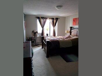 EasyRoommate CA - Very big, clean bedroom with its bathroom, closet - Windsor, South West Ontario - $475 pcm