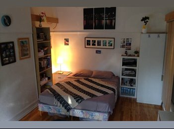 EasyRoommate CA - Furnished room - Chambre meublée (Plateau) - Le Plateau-Mont-Royal, Montréal - $575 pcm