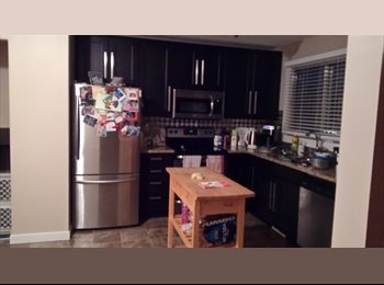 EasyRoommate CA - Room for rent in 4 level split family home. - North East, Edmonton - $800 pcm