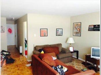EasyRoommate CA - Great Danforth Apartment - Greektown, Toronto - $600 pcm