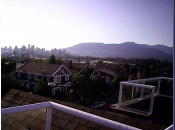 EasyRoommate CA - 1 Bedroom available Aug 1 - Grandview-Woodland, Vancouver - $1,000 pcm