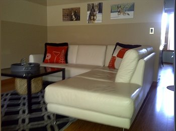 EasyRoommate CA - Condo townhouse in Christie Park S.W close to LRT station, Calgary - $600 pcm