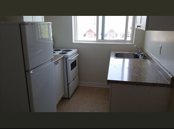 EasyRoommate CA - 1 bedroom Available in 3 bedroom Sandyhill Apartment  - Sandy Hill and the Byward Market, Ottawa - $583 pcm