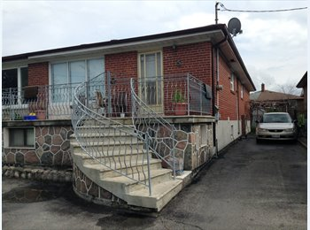 3 Bedrooms, Main Floor for Rent- Near York University and...