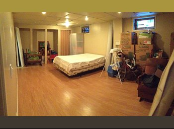 EasyRoommate CA - Fully developed basement suit for rent -Laundry room and kitchen shared. - Calgary, Calgary - $750 pcm