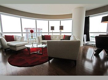 EasyRoommate CA - High-end, Urban Condo in the heart of entertainment district downtown Toronto - Fashion District, Toronto - $850 pcm