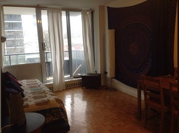 EasyRoommate CA - Short term Shared living room - Greektown, Toronto - $750 pcm