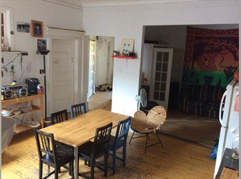 EasyRoommate CA - Beautiful 6 & 1/2 in the heart of the plateau area (2rooms available) - Le Plateau-Mont-Royal, Montréal - $560 pcm