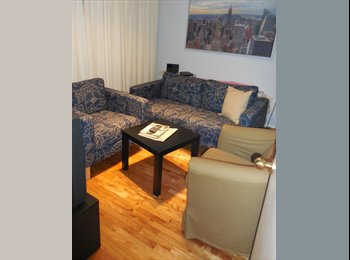 EasyRoommate CA - Chambre confortable et tout inclus !/ Comfortable room all fees included!, Montréal - $450 pcm