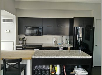 One Bedroom Available in 3 Bedroom Condo