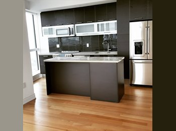 Two bedroom unit at the aura! Female roommate wanted
