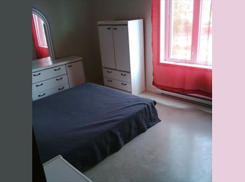 EasyRoommate CA - 2 Bedroom Condo Style Furnished Apartment - LaSalle - Ville-Emard - Côte-St-Paul, Montréal - $600 pcm