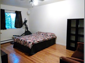 EasyRoommate CA - Grande chambre meublée dans coloc relax - Le Plateau-Mont-Royal, Montréal - $600 pcm