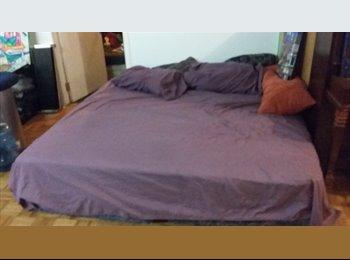 EasyRoommate CA - PLATEAU Immense chambre meublée à partagée. tout inclus - Le Plateau-Mont-Royal, Montréal - $200 pcm