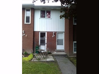 EasyRoommate CA - Room with a Den for rent in Townhouse - Other Ottawa, Ottawa - $700 pcm