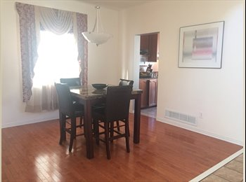 EasyRoommate CA - Fully furnished room in 2900 sqft home in Kanata North for 600$/mo ALL INCLUSIVE!!! - Western Suburbs, Ottawa - $600 pcm