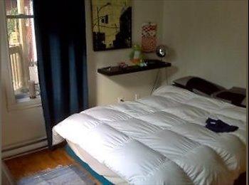 EasyRoommate CA - Colocation meublé, tout équipé en plein coeur du Plateau Mont-Royal - Le Plateau-Mont-Royal, Montréal - $700 pcm