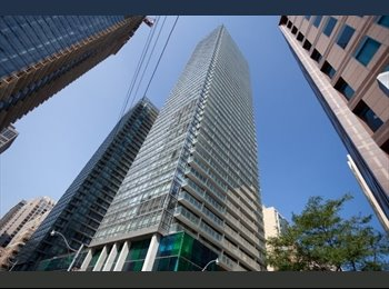EasyRoommate CA - Looking for a female roommate - Downtown Yonge, Toronto - $1,200 pcm