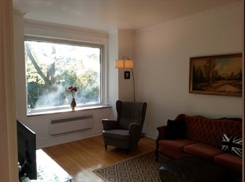 EasyRoommate CA - One (or more) bedroom(s) in huge Outremont apartment - Outremont - Cote-des-Nieges, Montréal - $1,050 pcm
