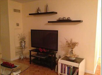 Luxury Condo-Female Roomate Wanted
