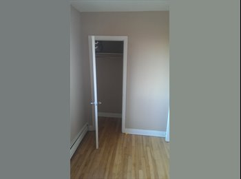 1 bedroom for rent in a 2bdrm apartment