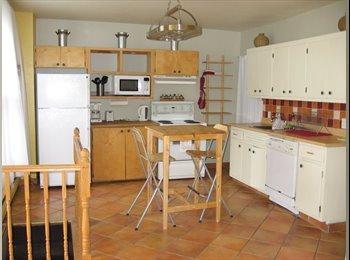 EasyRoommate CA - Spacious apartment with garden  - Villeray - Saint-Michel - Parc-Extension, Montréal - $580 pcm