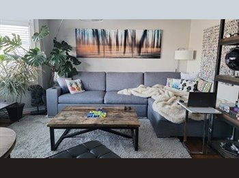 EasyRoommate CA - Fully Furnished Bedroom in Killarney SW Calgary, Calgary - $700 pcm