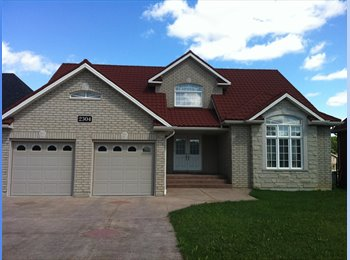 EasyRoommate CA - *** ALL INCLUSIVE - BEAUTIFUL home to share - Windsor, South West Ontario - $600 pcm
