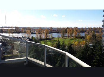 EasyRoommate CA - 2BR Apartment, 10th floor, beautiful river view - Victoria - Fraserview, Vancouver - $725 pcm