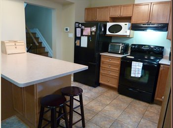EasyRoommate CA - Perfect furnished private bedroom  plus private living area - Western Suburbs, Ottawa - $650 pcm