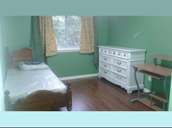 EasyRoommate CA - Room for rent near Erindale Station Rd and Dundas - Mississauga, South West Ontario - $600 pcm