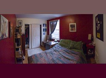 EasyRoommate CA - cession de bail - 5 1/2 plateau mont royal - 3 chambres ideal pour 3 colocs ou couples - Le Plateau-Mont-Royal, Montréal - $1,386 pcm