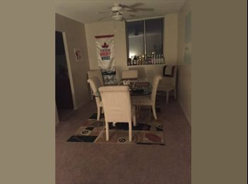URGENT ROOMMATE WANTED: AVAILABLE MID DECEMBER/JANUARY 1