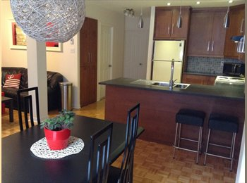 EasyRoommate CA - Roommate wanted, MCGILL student, winter 2016 semester - Le Plateau-Mont-Royal, Montréal - $675 pcm