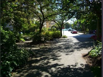 EasyRoommate CA - Large Private Bedroom with Walk in Closet - West End, Vancouver - $900 pcm