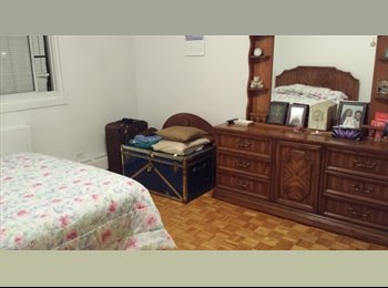 EasyRoommate CA - Bright, Spacious Room in  Cote-St-Luc (2 Bathrooms) - Côte-St-Luc - Hampstead - Snowdon, Montréal - $490 pcm