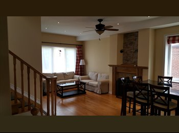 3 BEAUTIFUL FURNISHED ROOMS IN EXECUTIVE HOME