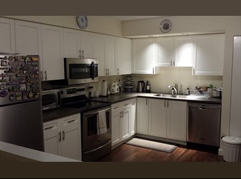 Available April  - Large furnished bedroom False Creek area