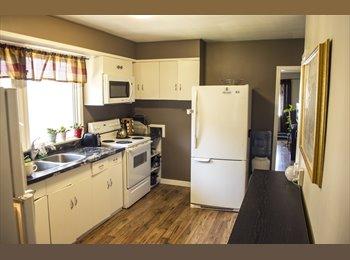 West Side Edmonton House To Share