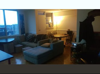 EasyRoommate CA - 1 bedroom of a 2 bedroom available March 1st - Mississauga, South West Ontario - $675 pcm
